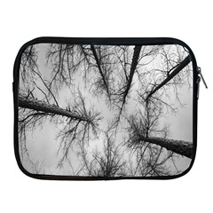 Trees Without Leaves Apple Ipad 2/3/4 Zipper Cases