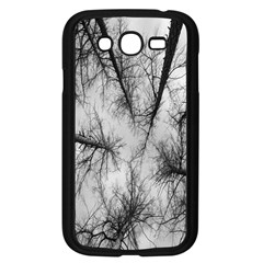 Trees Without Leaves Samsung Galaxy Grand Duos I9082 Case (black)