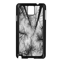 Trees Without Leaves Samsung Galaxy Note 3 N9005 Case (black)
