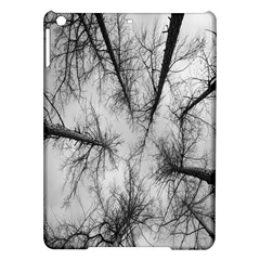 Trees Without Leaves iPad Air Hardshell Cases