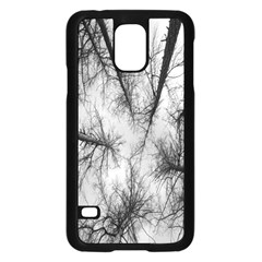 Trees Without Leaves Samsung Galaxy S5 Case (Black)