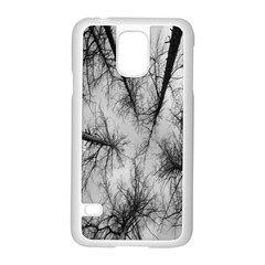 Trees Without Leaves Samsung Galaxy S5 Case (White)