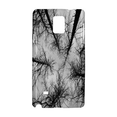 Trees Without Leaves Samsung Galaxy Note 4 Hardshell Case