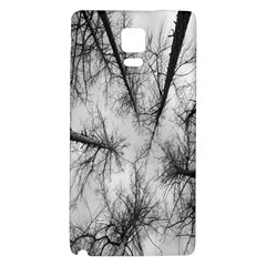 Trees Without Leaves Galaxy Note 4 Back Case