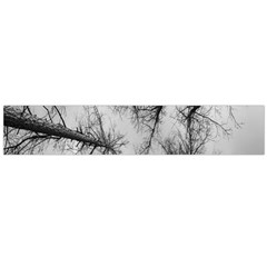 Trees Without Leaves Flano Scarf (Large)