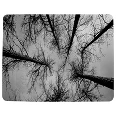 Trees Without Leaves Jigsaw Puzzle Photo Stand (Rectangular)