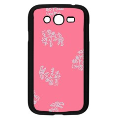 Branch Berries Seamless Red Grey Pink Samsung Galaxy Grand DUOS I9082 Case (Black)