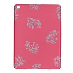 Branch Berries Seamless Red Grey Pink iPad Air 2 Hardshell Cases