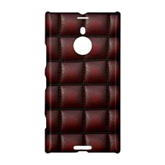 Red Cell Leather Retro Car Seat Textures Nokia Lumia 1520
