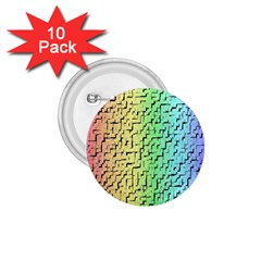 A Creative Colorful Background 1.75  Buttons (10 pack)
