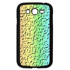 A Creative Colorful Background Samsung Galaxy Grand Duos I9082 Case (black)