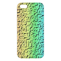 A Creative Colorful Background Iphone 5s/ Se Premium Hardshell Case