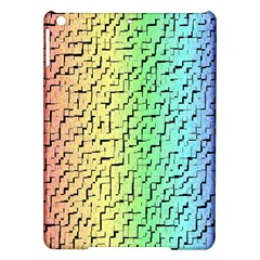 A Creative Colorful Background Ipad Air Hardshell Cases