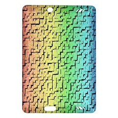 A Creative Colorful Background Amazon Kindle Fire HD (2013) Hardshell Case