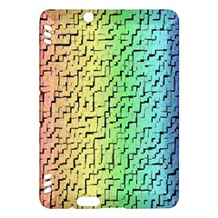 A Creative Colorful Background Kindle Fire Hdx Hardshell Case
