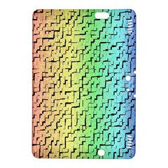 A Creative Colorful Background Kindle Fire HDX 8.9  Hardshell Case