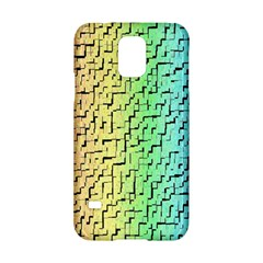 A Creative Colorful Background Samsung Galaxy S5 Hardshell Case