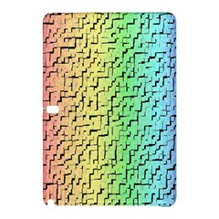 A Creative Colorful Background Samsung Galaxy Tab Pro 10.1 Hardshell Case