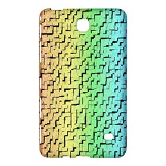 A Creative Colorful Background Samsung Galaxy Tab 4 (8 ) Hardshell Case