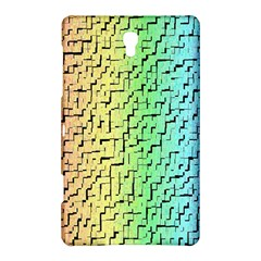 A Creative Colorful Background Samsung Galaxy Tab S (8.4 ) Hardshell Case
