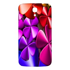 Colorful Flower Floral Rainbow Samsung Galaxy Mega I9200 Hardshell Back Case