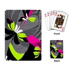 Abstract Illustration Nameless Fantasy Playing Card