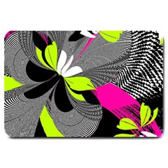 Abstract Illustration Nameless Fantasy Large Doormat