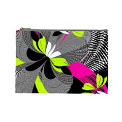 Abstract Illustration Nameless Fantasy Cosmetic Bag (large)