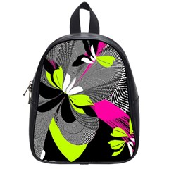Abstract Illustration Nameless Fantasy School Bags (small)