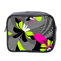 Abstract Illustration Nameless Fantasy Mini Toiletries Bag 2-Side