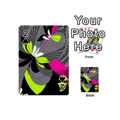Abstract Illustration Nameless Fantasy Playing Cards 54 (Mini)
