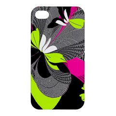 Abstract Illustration Nameless Fantasy Apple Iphone 4/4s Hardshell Case