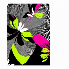 Abstract Illustration Nameless Fantasy Small Garden Flag (two Sides)