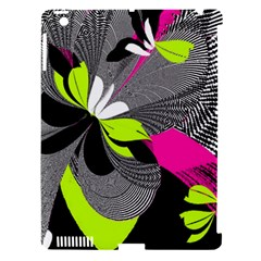 Abstract Illustration Nameless Fantasy Apple iPad 3/4 Hardshell Case (Compatible with Smart Cover)