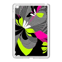 Abstract Illustration Nameless Fantasy Apple Ipad Mini Case (white)