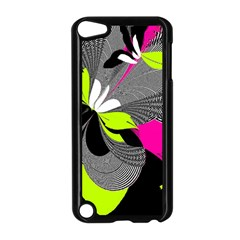 Abstract Illustration Nameless Fantasy Apple iPod Touch 5 Case (Black)