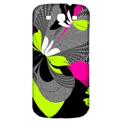 Abstract Illustration Nameless Fantasy Samsung Galaxy S3 S III Classic Hardshell Back Case