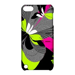 Abstract Illustration Nameless Fantasy Apple Ipod Touch 5 Hardshell Case With Stand
