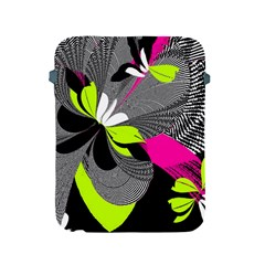 Abstract Illustration Nameless Fantasy Apple iPad 2/3/4 Protective Soft Cases