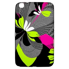 Abstract Illustration Nameless Fantasy Samsung Galaxy Tab 3 (8 ) T3100 Hardshell Case