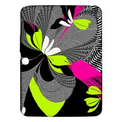 Abstract Illustration Nameless Fantasy Samsung Galaxy Tab 3 (10.1 ) P5200 Hardshell Case