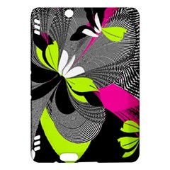 Abstract Illustration Nameless Fantasy Kindle Fire HDX Hardshell Case