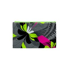 Abstract Illustration Nameless Fantasy Cosmetic Bag (xs)