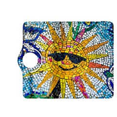 Sun From Mosaic Background Kindle Fire HDX 8.9  Flip 360 Case