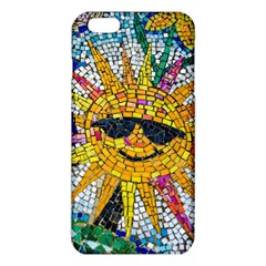 Sun From Mosaic Background Iphone 6 Plus/6s Plus Tpu Case