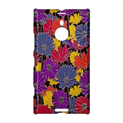 Colorful Floral Pattern Background Nokia Lumia 1520