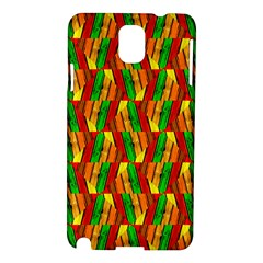 Colorful Wooden Background Pattern Samsung Galaxy Note 3 N9005 Hardshell Case