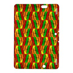 Colorful Wooden Background Pattern Kindle Fire HDX 8.9  Hardshell Case