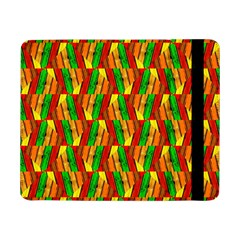 Colorful Wooden Background Pattern Samsung Galaxy Tab Pro 8.4  Flip Case