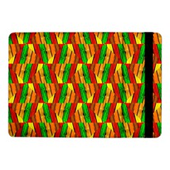 Colorful Wooden Background Pattern Samsung Galaxy Tab Pro 10.1  Flip Case